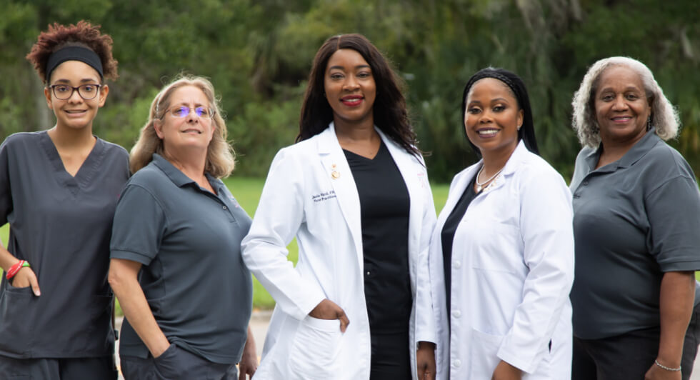 Nurse Practitioners of Florida Home