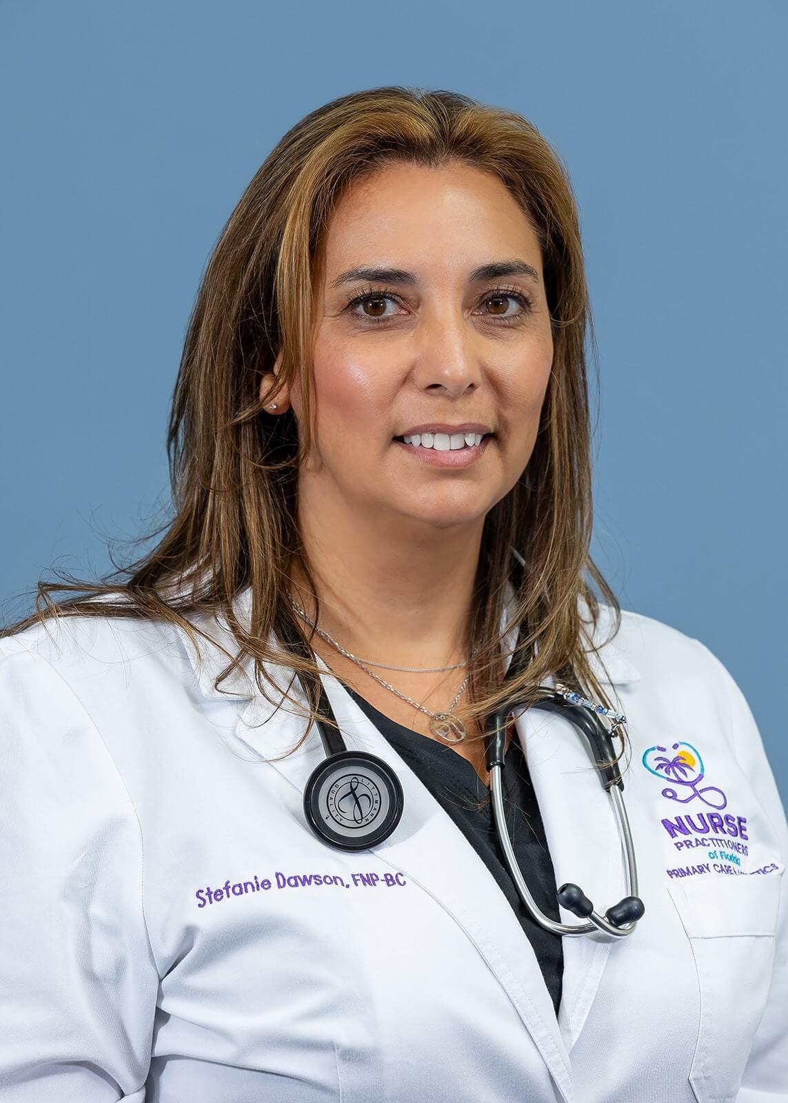Stefanie Ramirez-Dawson ARNP